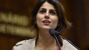 A depender de seu sucesso, Manuela D'Ávila pode ser o poste de Lula