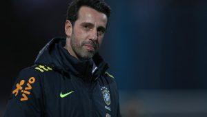 Futebol Seleção Brasileira Edu Gaspar
