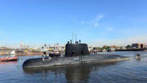 O sentimento de roleta-russa no submarino argentino