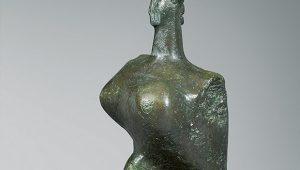 Escultura que pertenceu ao banqueiro Edemar Cid Ferreira é leiloada por R$ 6,6 mi em NY