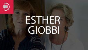 Zize Zink e Graça Salles visitam a arquiteta Esther Giobbi