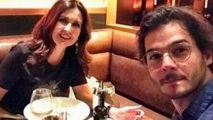 Namorado de Fátima Bernardes se declara à apresentadora