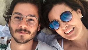 """Fátima Bernardes se declara em foto com o namorado: """"o que me interessa"""""""