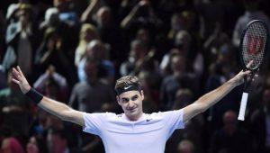 Já classificado, Federer bate Cilic e passa invicto às semifinais do ATP Finals