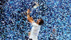 Grigor Dimitrov supera algoz de Roger Federer e conquista o título do ATP Finals
