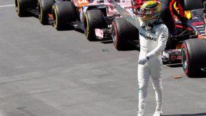 Fórmula 1 GP do Brasil Lewis Hamilton