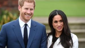 Príncipe Harry e Meghan Markle marcam casamento para 19 de maio de 2018