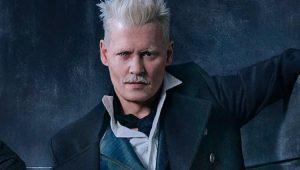 """""""Animais Fantásticos"""": fãs pedem substituição de Johnny Depp por conta de agressão à ex"""