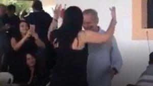 Imagens de Dirceu dançando em festa são lamentáveis