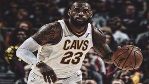 Em mais uma grande noite de LeBron James, Cavs batem jovem time dos Lakers