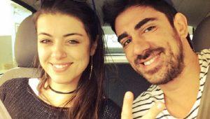 """Casou? Namorada chama Marcelo Adnet de """"marido"""" e indica união"""
