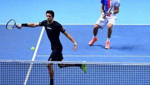 Melo e Kubot perdem na decisão e ficam com o vice no ATP Finals