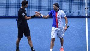 Tênis ATP Finals Marcelo Melo Lukasz Kubot