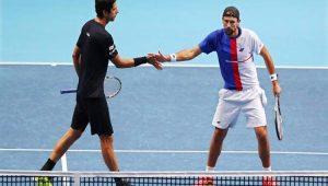 Melo e Kubot arrasam rivais e vão à decisão do ATP Finals