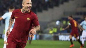 Em clássico tenso, Roma derrota Lazio por 2 a 1 e sobe para terceiro no Italiano