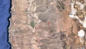 Terremoto de 4,9 graus sacode duas regiões do norte do Chile