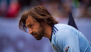 Futebol MLS New York City Andrea Pirlo