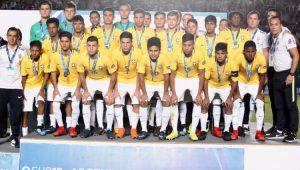 Argentina vence o Brasil e é campeão do Sul-Americano Sub-15