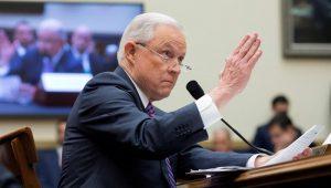 Procurador-geral dos EUA é interrogado pelo FBI em investigação sobre trama russa