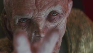 """Andy Serkis dá detalhes sobre Snoke em Star Wars: """"É um predador"""""""