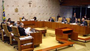 Por maioria, STF aprova restrição de foro privilegiado; Toffoli pede vistas