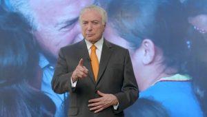 Defesa de Temer pede arquivamento de inquérito sobre Decreto dos Portos