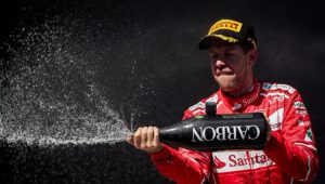 Fórmula 1 GP do Brasil Sebastian Vettel