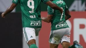 Futebol Palmeiras Borja Dudu