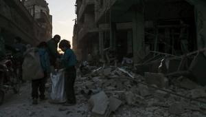 ONU diz que 137 crianças na Síria necessitam de ajuda médica imediata