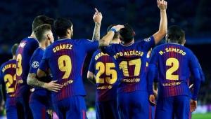 Futebol Liga dos Campeões Barcelona Sporting