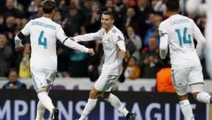 Futebol Liga dos Campeões Real Madrid Cristiano Ronaldo