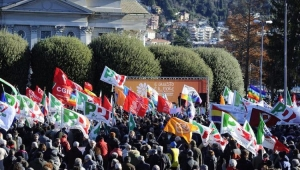 Itália: democratas protestam contra volta do fascismo