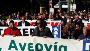 Grécia tem greve geral de 24 horas contra medidas de austeridade