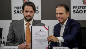 Doria nega privilégio a São Paulo em recursos federais para habitação