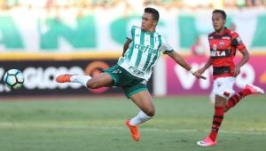 Por empréstimo, Erik deixa Palmeiras e acerta por um ano com o Atlético-MG
