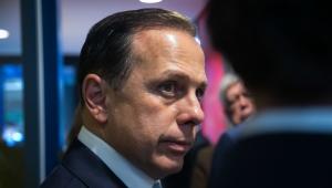 João Doria aparece à frente em todos os cenários que disputa pelo governo de SP