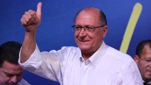 Em nova pesquisa, Alckmin aparece à frente de Bolsonaro e Lula entre eleitores paulistas