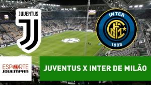 Juventus x Inter de Milão: acompanhe o jogo ao vivo na Jovem Pan