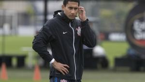 """""""Eu não gostaria de ter saído do Corinthians"""", diz Pablo em conversa após evento"""