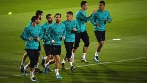 Com Sergio Ramos, Varane e Bale, Real encerra preparação para estreia no Mundial