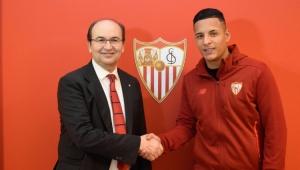 Futebol Campeonato Espanhol Sevilla Guilherme Arana