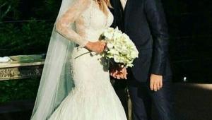 Ticiane Pinheiro e César Tralli se casam em São Paulo