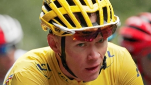 UCI confirma doping do britânico Chris Froome na Volta da Espanha 2017