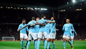Futebol Campeonato Inglês Manchester City Manchester United