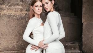 Bruna Marquezine e Marina Ruy Barbosa param a internet com foto
