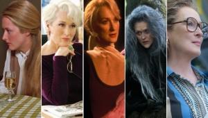 Com 31 indicações, Meryl Streep é a recordista do Globo de Ouro