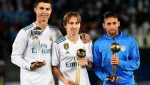 Modric desbanca CR7 e é eleito o melhor jogador do Mundial de Clubes