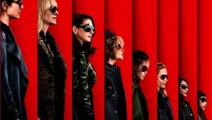 """""""Oito Mulheres e Um Segredo"""": Sandra Bullock, Rihanna e mais se unem em 1º pôster"""
