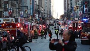 """Homem detona explosivo em Nova York; """"terrorismo não vai vencer"""", diz prefeito"""