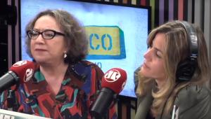 Regina Navarro Lins comenta sobre assédio
